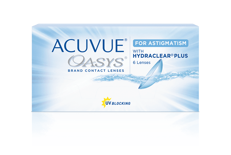 OASIS-astigmatism
